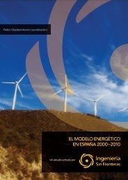 EL MODELO ENERGÉTICO EN ESPAÑA 2000-2010 - ISF