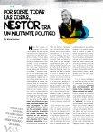 NÉSTOR TRANSGRESOR (Por Alicia Kirchner) - Ministerio de ... - Page 4