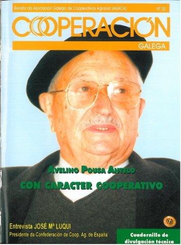 Descargar reportaxe Avelino Pousa Antelo en Cooperación ... - agaca