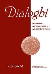 Dialoghi n. 2007/1-2 (gennaio-giugno 2007)