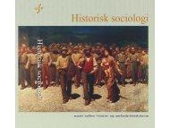 Historisk Sociologi