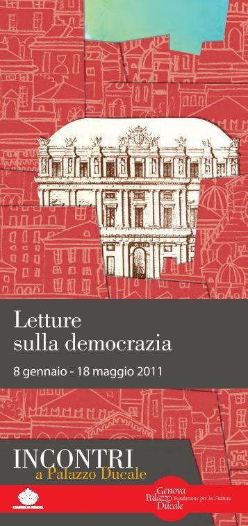 Scarica il depliant - Palazzo Ducale