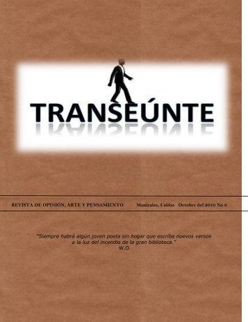 Edición 2 - Transeúntes