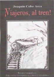 Libro Viajeros al tren