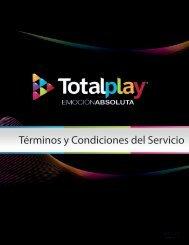Terminos y Condiciones del Servicio v17 - Totalplay