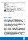 il programma - UN'ALTRA REGIONE - Page 5