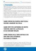 il programma - UN'ALTRA REGIONE - Page 6