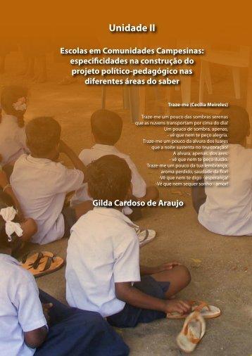 Unidade II - UFES - Universidade Federal do Espírito Santo