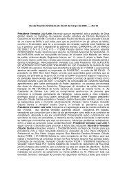 Dia 24/03/2008 - Câmara Municipal de Vereadores de Carazinho