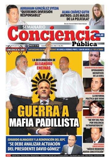 Untitled - Semanario Conciencia Pública