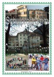 Schulprogramm Teil A 09-10 - Unsere Schule