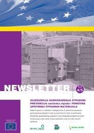 Newsletter br. 4/5 - Zeleni Osijek