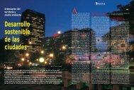 Desarrollo sostenible de las ciudades - Hispagua