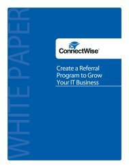 Create a Referral Program to Grow Your IT Business