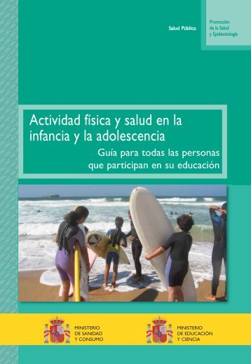 Actividad física y salud en la infancia y la adolescencia