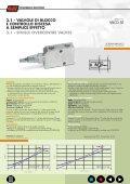 overcentre valves valvole di blocco e controllo ... - Mega Industrial - Page 2