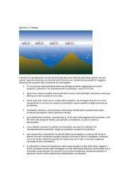 Tecniche di Pesca a Traina - Doomma.com