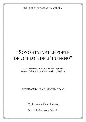 Dall'illusione alla verità - Parrocchia S. Andrea Avellino