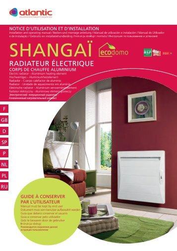 Notice du produit - Mon-chauffage-electrique.fr