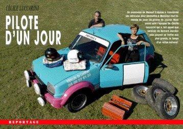 Reportage - Comment devenir pilote de rallye en 1 jour