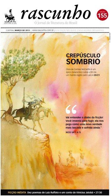 Edição 155 - Jornal Rascunho