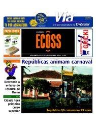 Jornal Ecoss Edição Nº 39 - Ogawa Butoh Center