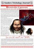 @g9 Sanders Trichology J ournal @É-llî9 - Istituto Helvetico Sanders - Page 2
