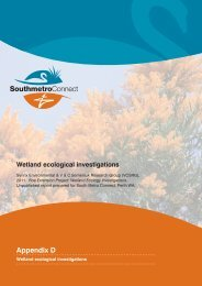 Appendix D - Wetland ecological investigations - Interactive Investor