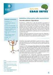 EDAB INFOS Aprile 2008
