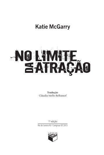 Katie McGarry - Grupo Editorial Record