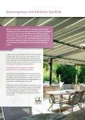Terrassenmarkisen - Varisol - Page 2