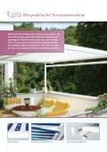 Terrassenmarkisen - Varisol - Page 6