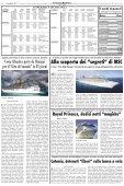 Palermo-Piombino, la disfida della... Concordia - Avvisatore ... - Page 5