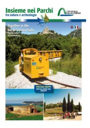Brochure - I Parchi della Val di Cornia