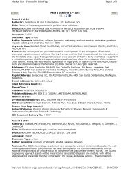 Page 1 of 11 Marked List - Format for Print Page 28/06/2006 http ...