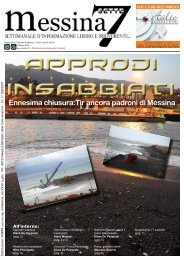 Ennesima chiusura:Tir ancora padroni di Messina - Messina7