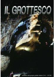 Il Grottesco n. 54 - 2004 - Gruppo Grotte Milano