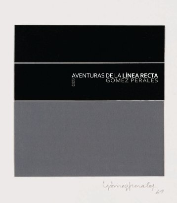 AVENTURAS DE LA LÍNEA RECTA