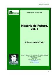 (Portugal) - História do Futuro - Vol I - iPhi