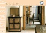 Rustica 3 e 1/2 - Olimpia Splendid