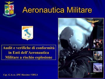 Intervento Cap. Massimo Virga - Gruppo di lavoro per la sicurezza in ...