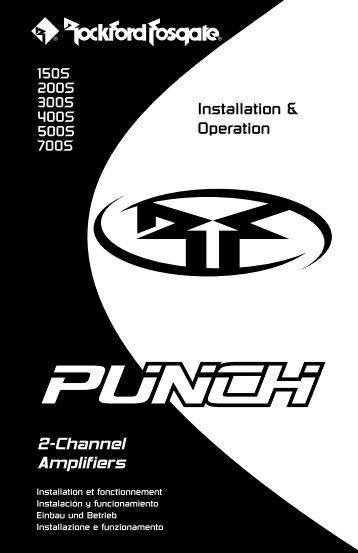 MAN3769B RF 2Chn Punch.qxd - Gelisound