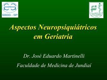 Aspectos Neuropsiquiátricos em Geriatria