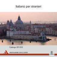 Italiano per stranieri - Mondadori Education