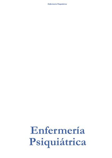 N2677 Enfermeria Psiquiatrica.pdf - sisman