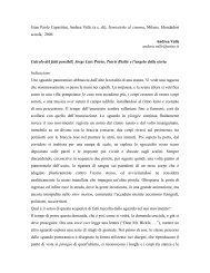 Il percorso teorico della semiotica di Luis Prieto ... - Andrea Valle