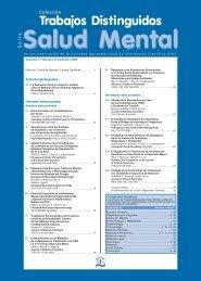 Salud Mental - Siicsalud