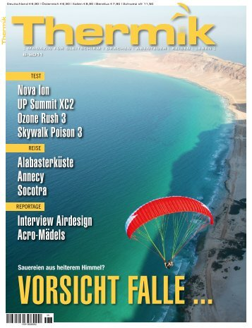 Fachpresse - ParaFlightBook