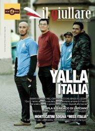 Anno 2 – Numero 18 – Aprile 2011 - Il Giullare