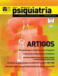 Veja todos os artigos da Edição Março/Abril de 2013 - Associação ...